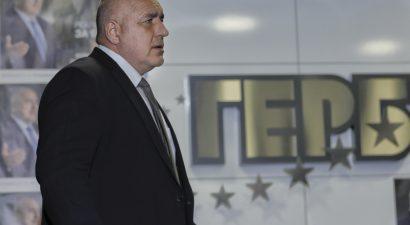 Κυβέρνηση με τους ακροδεξιούς σχηματίζει ο Μπορίσοφ στη Βουλγαρία