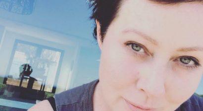 Σάνεν Ντόχερτι: Νίκησε τον καρκίνο και το γιορτάζει