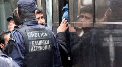 Επιστράφηκαν στην Τουρκία άλλοι 60 παράτυποι μετανάστες