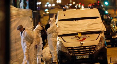 """Νέο χτύπημα με """"σφραγίδα"""" ISIS στο Παρίσι, παραμονές των γαλλικών εκλογών"""