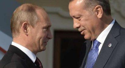Πριν τον Τραμπ ο Ερντογάν συναντά τον Πούτιν - Τι θα συζητήσουν