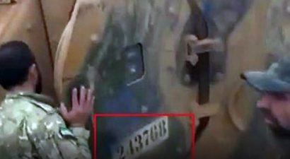 Μισθοφόροι του Ελεύθερου Συριακού Στρατού πούλησαν τουρκικό τεθωρακισμένο στο Ισλαμικό Κράτος (βίντεο)