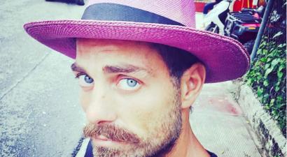 Έφυγε από τον Άγιο Δομίνικο ο Χανταμπάκης- Τι έγραψε στο Instagram (εικόνες)