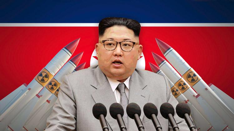 O Κιμ Γιονγκ Ουν