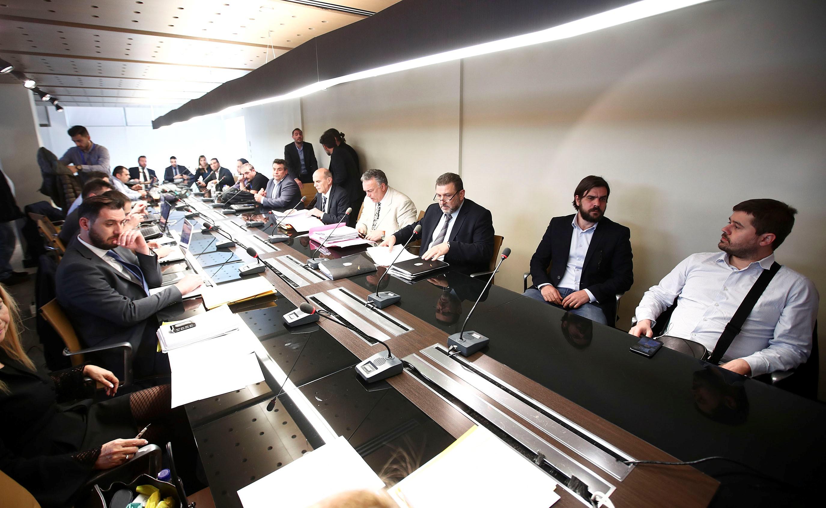 Πολύωρη ήταν η συνεδρίαση της Επιτροπής Εφέσεων για τον διακοπέντα αγώνα ΠΑΟΚ-ΑΕΚ