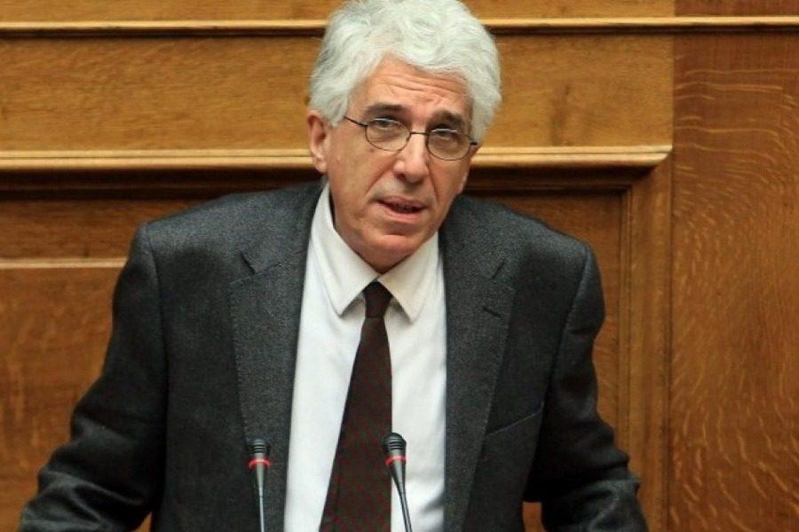 Αλά καρτ ευαίσθητος ο πρώην υπουργός Δικαιοσύνης και βουλευτής Θεσσαλονίκης του ΣΥΡΙΖΑ