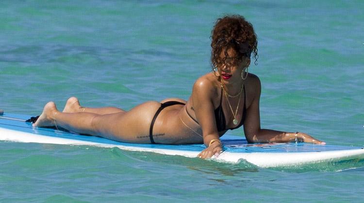 Rihanna's Eye