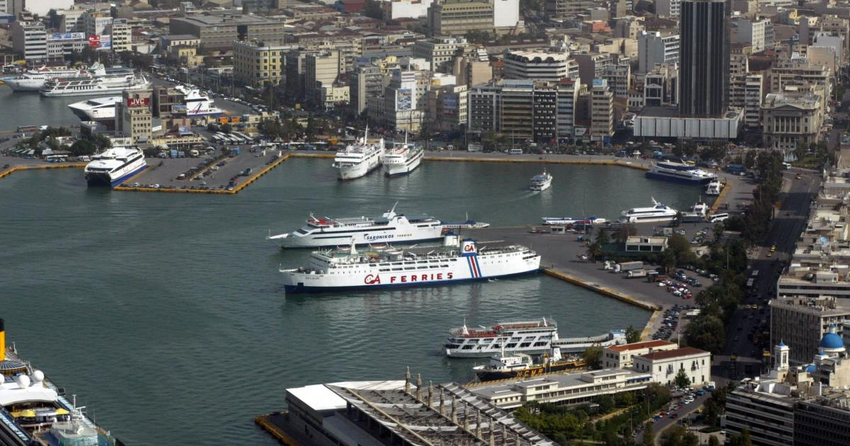 "6a9e54ef27 ""Ο Πειραιάς θα γίνει το μεγαλύτερο λιμάνι της Μεσογείου μέχρι το 2019"""